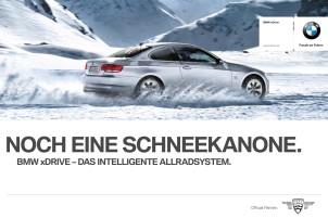 Anzeige für BMWxDrive