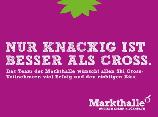 Headline für die Cross-Ski Weltmeisterschaft