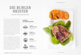 Burger für Gourmets