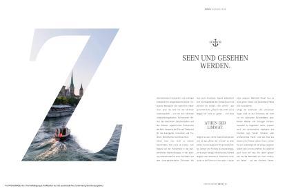 Zürich Artikel UNIKAT