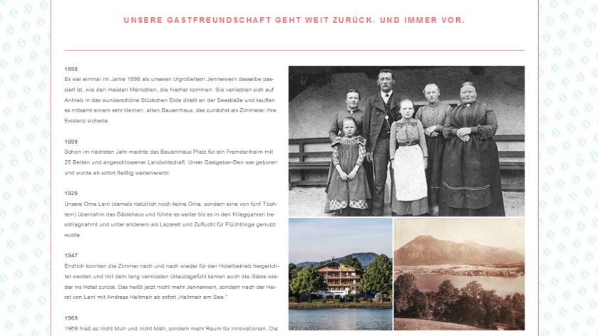 Webseitentexte